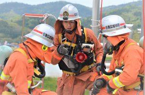 消防職員募集