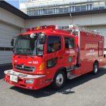 救助工作車(Ⅱ型ポンプ付)