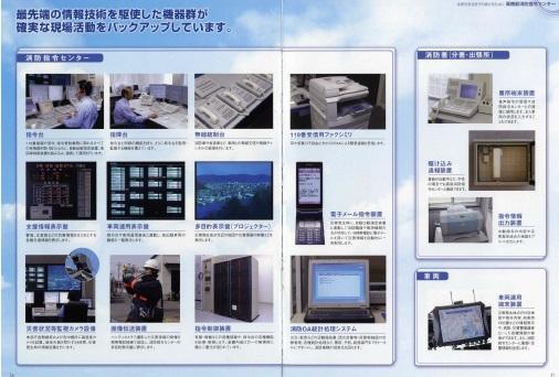 通信機器の紹介
